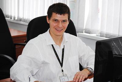 Сиротов Вадим Владимирович - Менеджер отдела продаж MAN