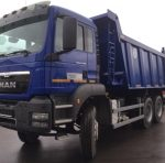 MAN TGS 40.400 6x4 BB-WW с кузовом БЕЦЕМА 18,0 м3