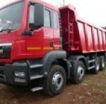 MAN TGS 41.440 8x4 BB-WW (Бецема 20м3)
