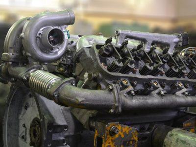 Капитальный ремонт двигателя МАН