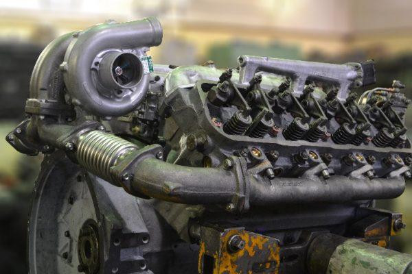 Капремонт двигателя
