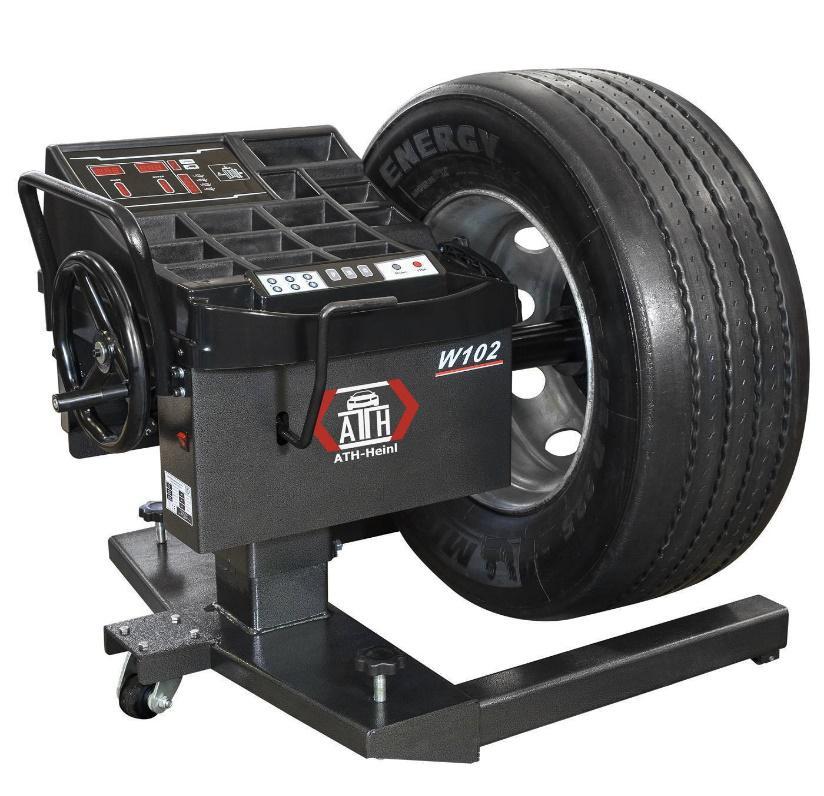 Балансировку колес размером 17,5-19,5-22,5