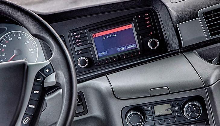 Установка систем навигации на грузовики