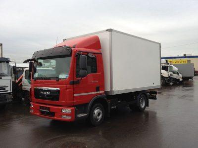 Фургон TGL 12.180 4x2BL C (изотерма)