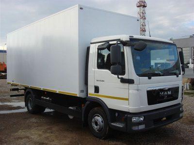 Фургон TGL 12.180 4×2 BB C (изотерма)