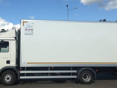 Фургон MAN TGL 12.180 4×2 BL