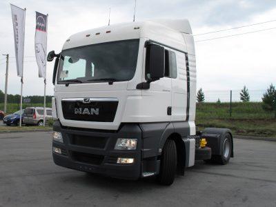 Седельный тягач MAN TGX 18.440 4X2 BLS-WW (XLX)