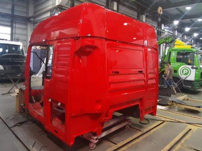 Кузовной ремонт и покраска