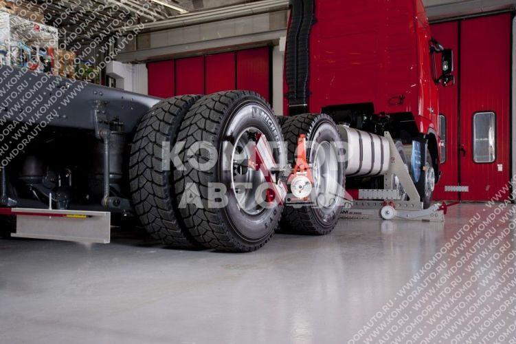 Шиномонтаж грузовой техники
