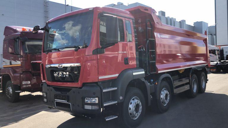 МАН ТГС 41.400 ВВ-WW