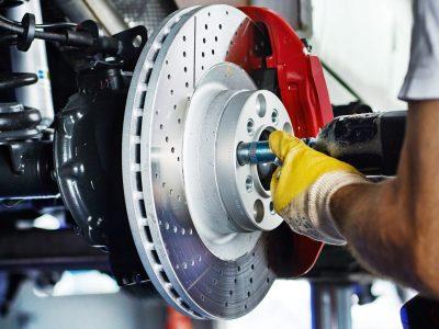 Ремонт тормозной системы автомобиля MAN