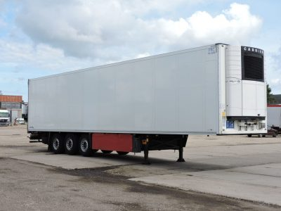 Schmitz Cargobull SKO 24/L ХОУ Carrier Vector 1350R