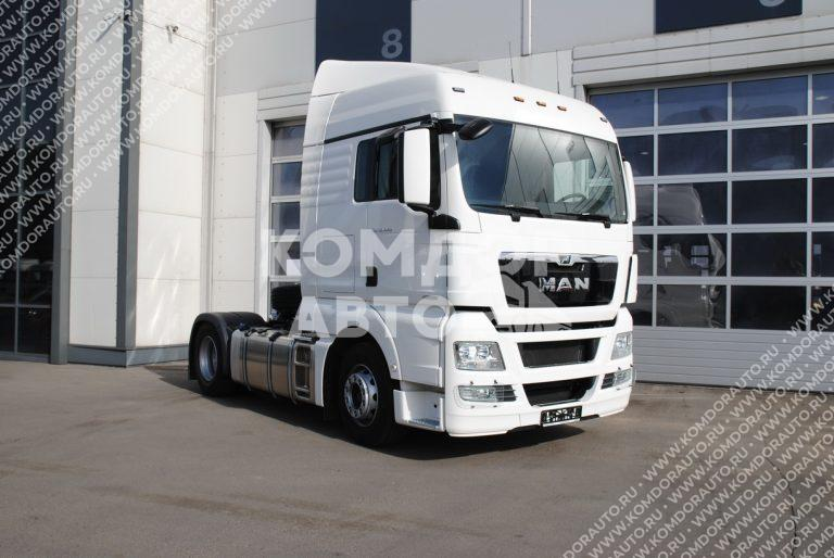 Кабина грузовика MAN TGX 18.440