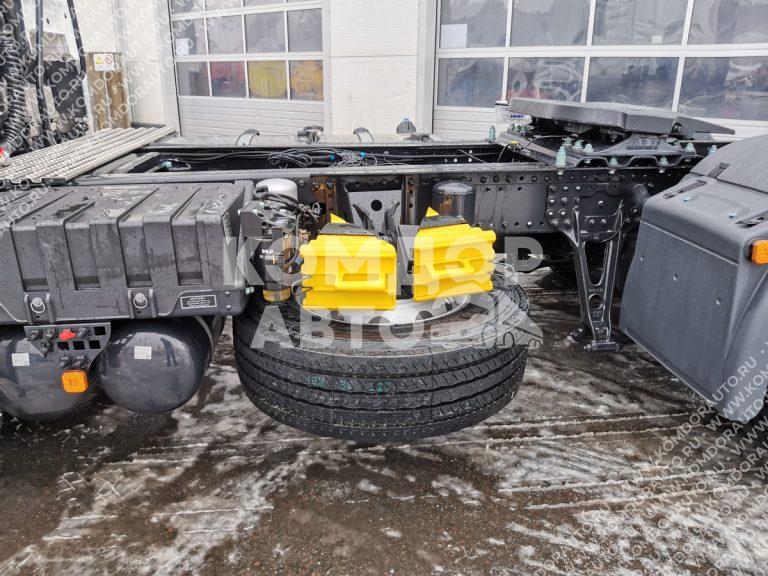 MAN TGX 18 440 запасное колесо