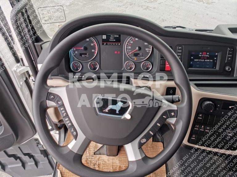 MAN TGX 18.440 рулевое управление