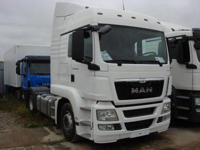 MAN TGS 19.400 4X2 BLS-WW (LX)