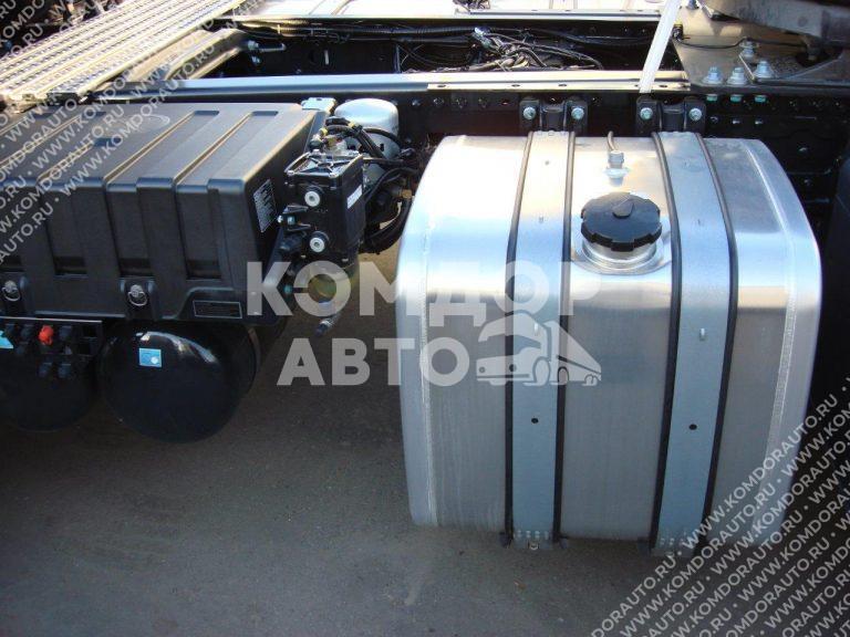 MAN TGS 19.360 топливная система