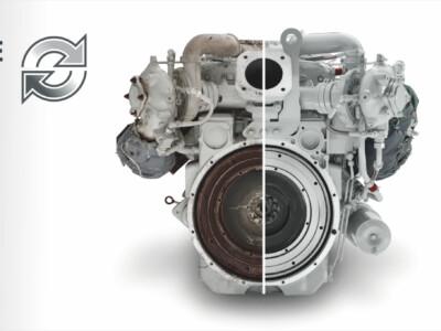 Оригинальные восстановленные двигатели МАН (MAN) ecoline