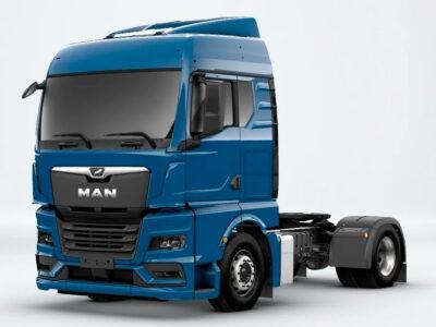Седельный тягач MAN TGX 18.400 4x2 BL
