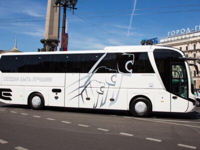 Автобус MAN Lion's COACH R07