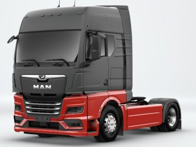 Седельный тягач MAN TGX 18.480 4x2 BL SA