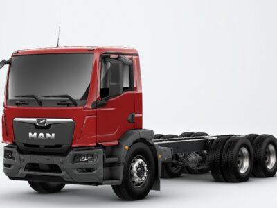 Шасси MAN TGM 26.290 6x4 BB CH